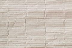 Bereiten Papierwellpappenbeschaffenheit Browns als Hintergrund für Darstellung, Zusammenfassung Papierbeschaffenheit für Entwurf  stockfoto