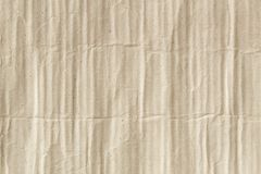 Bereiten Papierwellpappenbeschaffenheit Browns als Hintergrund f?r Darstellung, Zusammenfassung Papierbeschaffenheit f?r Entwurf  stockfotos