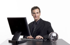 Bereiten Sie für Arbeit vor Lizenzfreie Stockfotografie