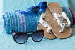Bereiten Sie für den Strand vor Lizenzfreie Stockfotos