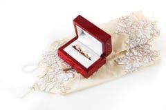 Bereiten Sie für die Heirat vor Stockfoto