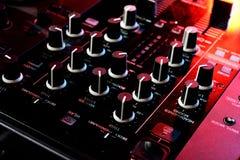 Bereiten Sie für DJ s vor lizenzfreie stockfotos