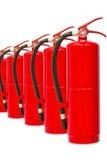 Bereiten Sie für Feuerbekämpfung vor Lizenzfreies Stockbild
