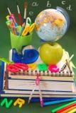 Bereiten Sie für Schule vor Lizenzfreie Stockfotos
