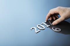 Bereiten Sie für 2017 vor Lizenzfreie Stockfotografie