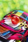 Bereiten Sie für Schule vor Lizenzfreies Stockfoto
