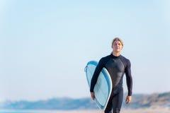 Bereiten Sie vor, um Wellen zu schlagen Stockbilder
