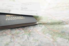 Bereiten Sie vor, um zu reisen Lizenzfreies Stockbild