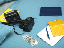 Bereiten Sie vor, um zu reisen Lizenzfreie Stockfotografie