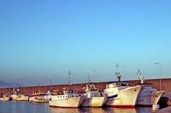Bereiten Sie vor, um zu segeln Lizenzfreie Stockfotos
