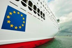 Bereiten Sie vor, um zu segeln Lizenzfreie Stockbilder