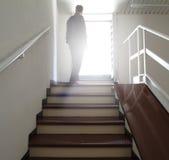 Bereitstehen einer Treppe Stockfotos
