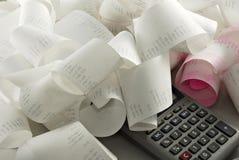 Berekeningen Stock Foto's