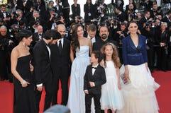 Berenice Bejo & Aghar Farhadi Royalty Free Stock Images