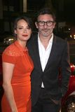 Berenice Bejo,Michel Hazanavicius Stock Photography