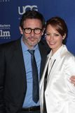 Berenice Bejo, Michel Hazanavicius Royalty Free Stock Photos