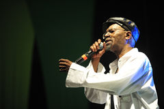 Beres Hammond Royalty-vrije Stock Foto's