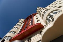 Beresford Gebäude im Winkel Lizenzfreies Stockbild