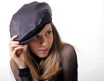 beret ομορφιάς Στοκ Εικόνες