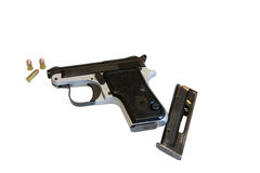 Beretta 950 22 short Royalty Free Stock Images