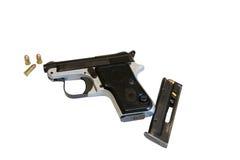 Beretta 950 korte 22 Royalty-vrije Stock Afbeeldingen