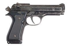 Beretta hand gun Royalty Free Stock Photos