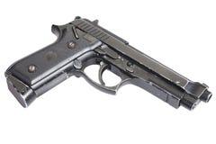 Beretta M9 gun Stock Image