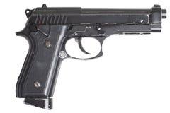 Beretta M9 gun Stock Images
