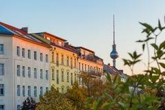 Berg Βερολίνο prenzlauer Στοκ Φωτογραφίες