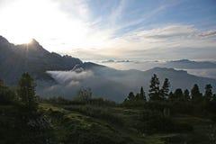 berg Royaltyfria Foton