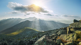 Berg Arkivfoto