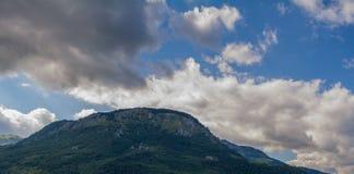 Berg Royalty-vrije Stock Afbeeldingen