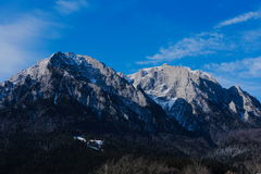 Berg stockfotografie