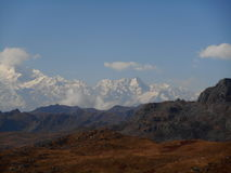 Berg Arkivfoton