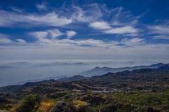 Berg Abu - Landschaft lizenzfreies stockfoto