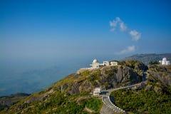 Berg Abu Rajasthan Lizenzfreies Stockfoto