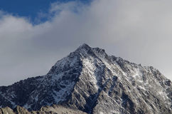 Berg Adamello Lizenzfreies Stockbild