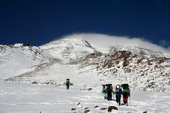Berg Agri Ararat stockbilder