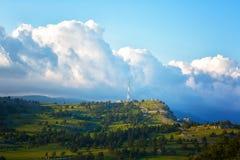 Berg Ai-Petri, die Krim Stockbilder