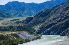 Berg Altai Lizenzfreie Stockfotos