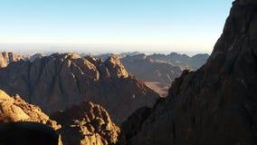 Berg-Ansicht Stockfoto