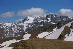 Berg av Abchazien Arkivfoton