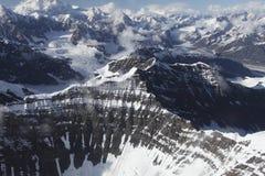 Berg av Alaska Royaltyfri Fotografi