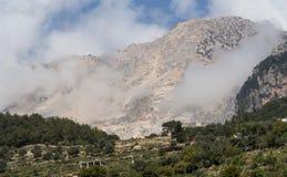 Berg av Babadag Royaltyfri Foto