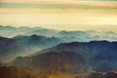 Berg av Sinai Royaltyfri Bild