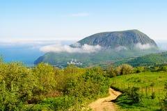 Berg Ayu-Dag Lizenzfreies Stockbild