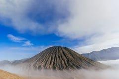 Berg Batok, Indonesien Lizenzfreie Stockbilder