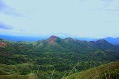 Berg Batulao Lizenzfreie Stockfotos