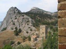 Berg Bolvan Royalty-vrije Stock Afbeelding