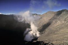 Berg bromo Krater Lizenzfreies Stockfoto